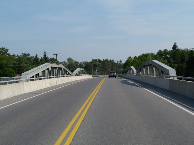 New Youngs Point Bridge