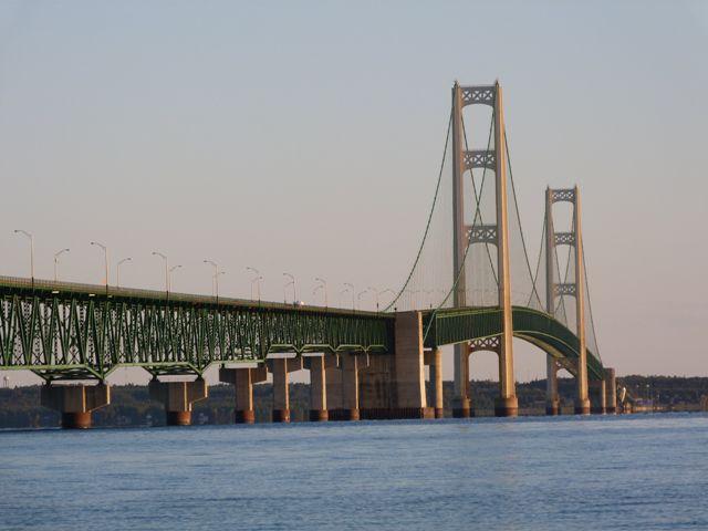 mackinac bridge big mac mighty mac historicbridges org