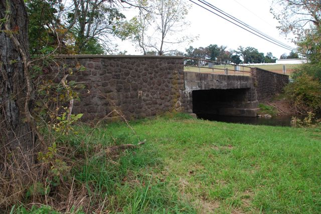 Babtist Church Road Bridge