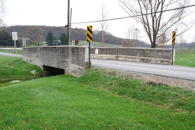 Thouron Road Bridge