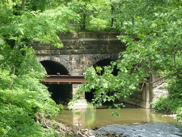 Brush Creek Branch Railroad Bridge