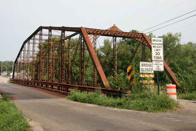 Canal Road Bridge