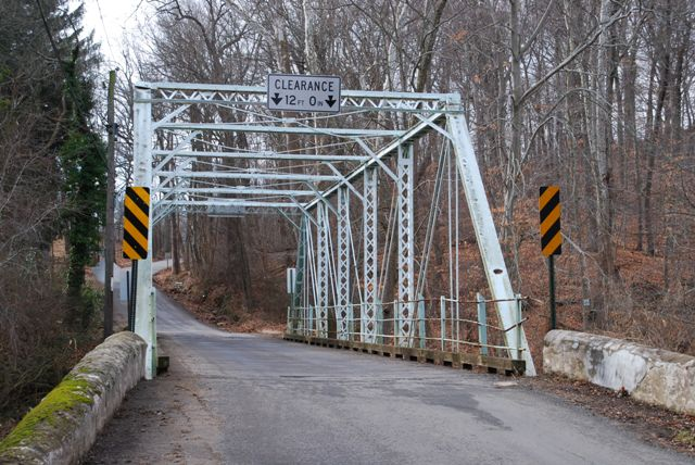 Sheeder Mill Road Bridge