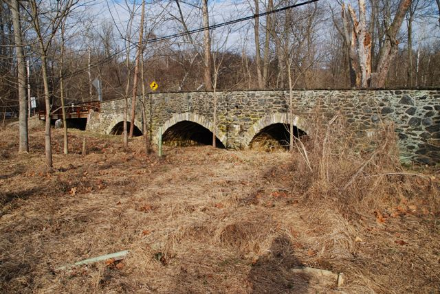 Brandywine Creek Road Bridge