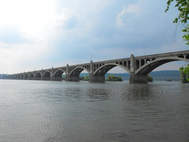 Columbia - Wrightsville Bridge