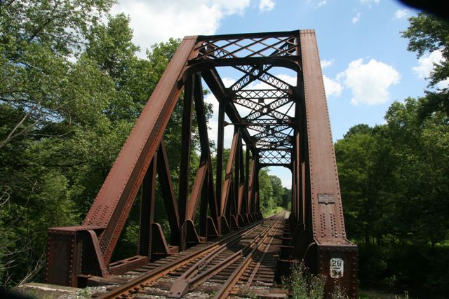 Dowler Junction Railroad Bridge