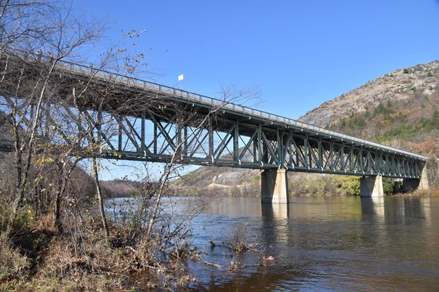 Lehigh Gap Bridge