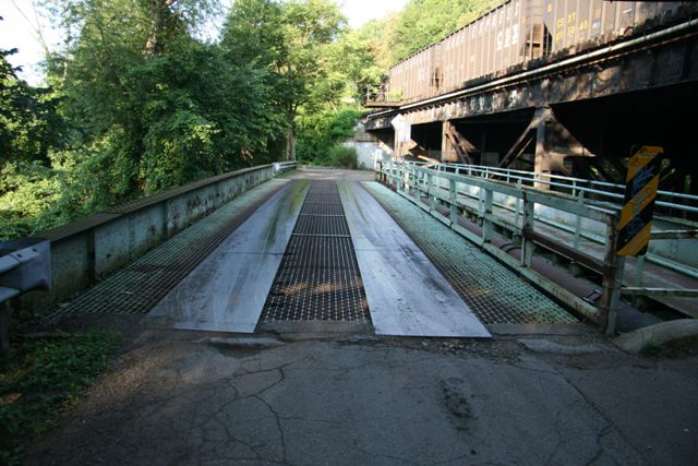 Duck Hollow Bridge