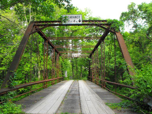 Old Mill Road Bridge