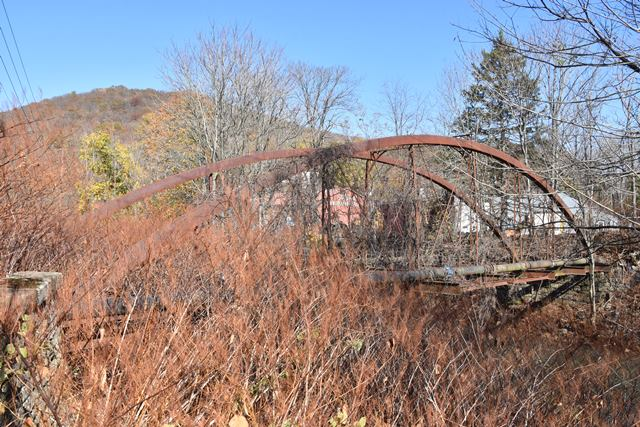 Mt. Carbon Bowstring Bridge