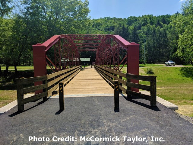 Pierceville Bridge