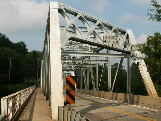 Portersville Road Bridge
