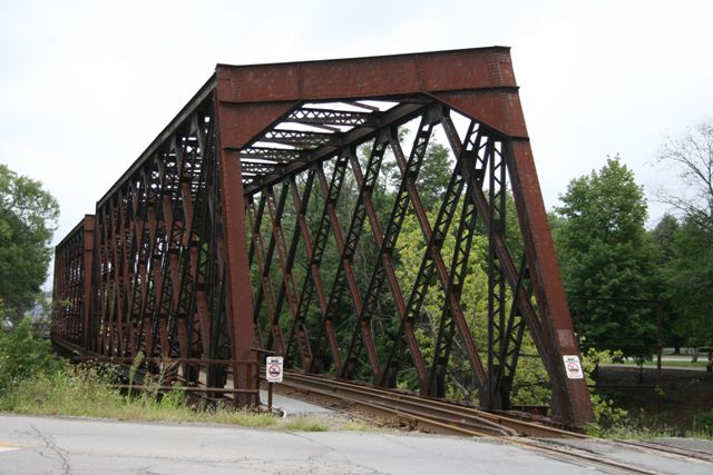Sharon NS/CSX Railroad Bridge - HistoricBridges org