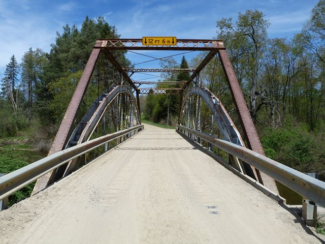 Sportman Road Bridge