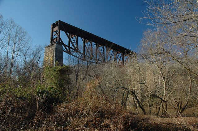 Cincinnati Southern New River Railroad Bridge