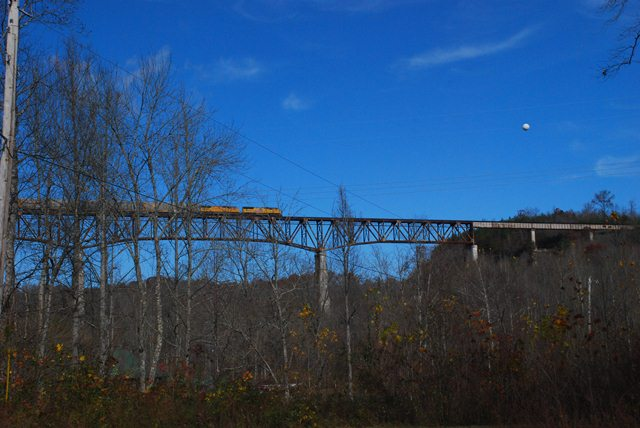 New River Norfolk Southern Railroad Bridge