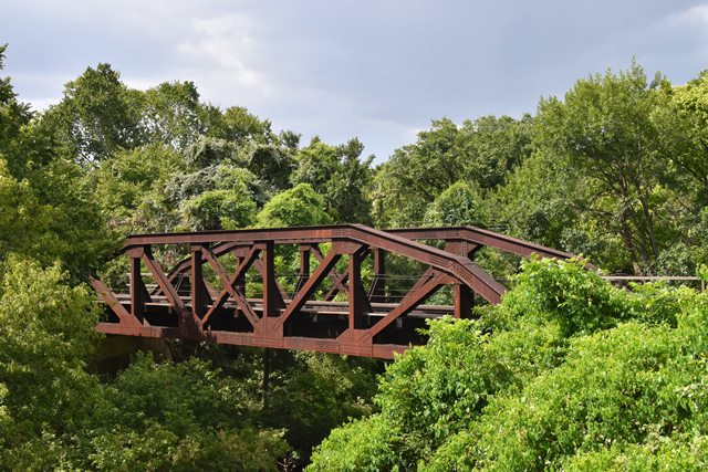 Bartons Creek Railroad Bridge