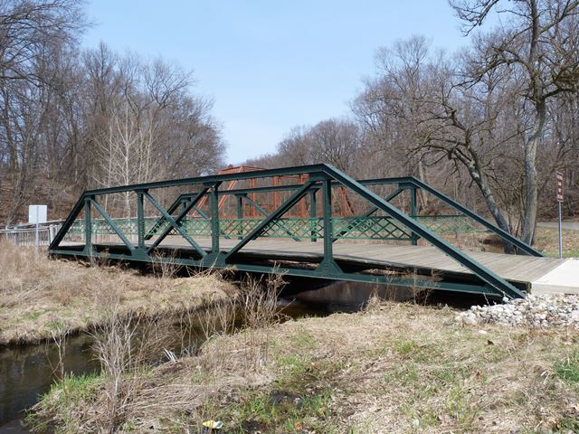 20 Mile Road Bridge