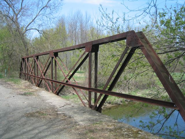 28 Mile Road Bridge