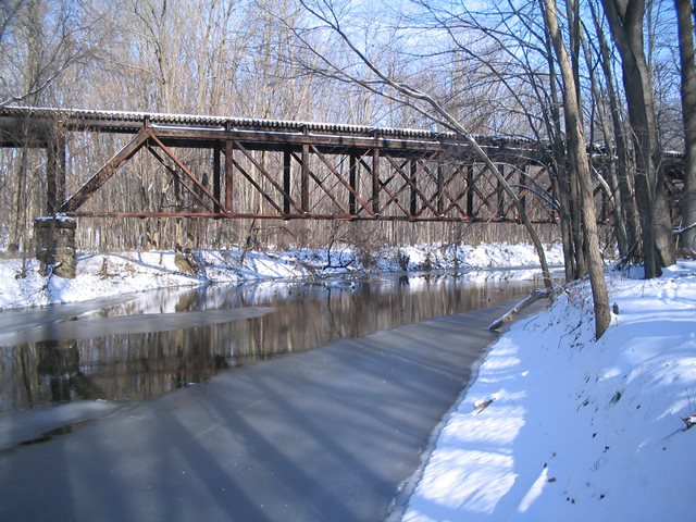 Adrian and Blissfield Railroad Bridge