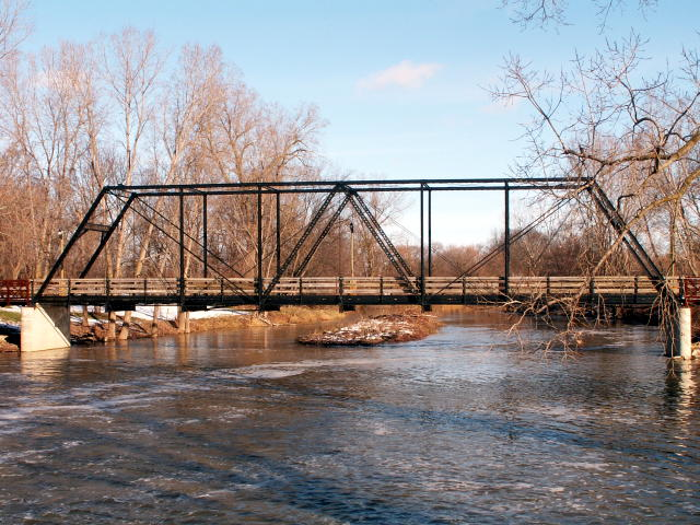 Parshallburg Bridge