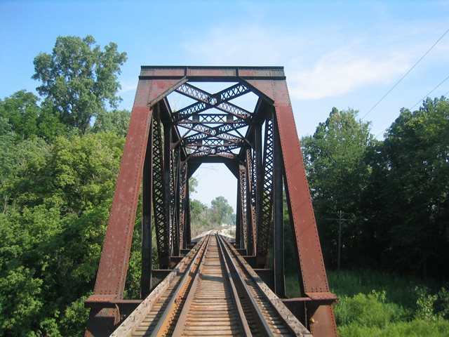 Dundee Railroad Bridge