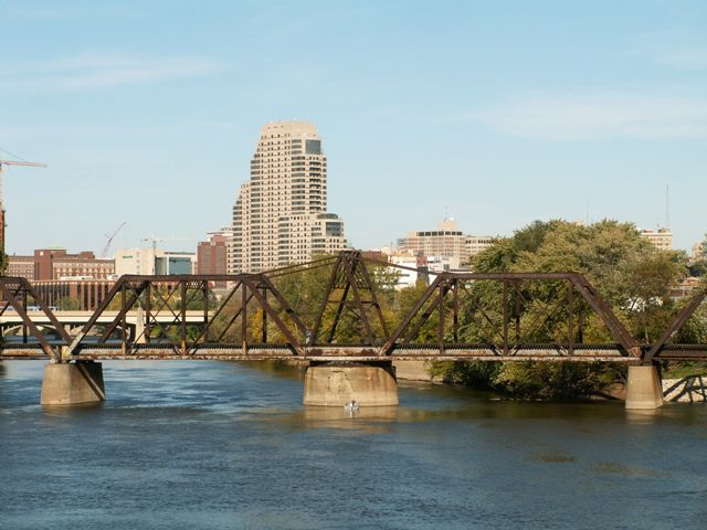 Grand Rapids Swing Bridge