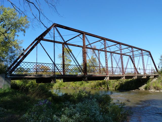 Hickory Island Road Bridge