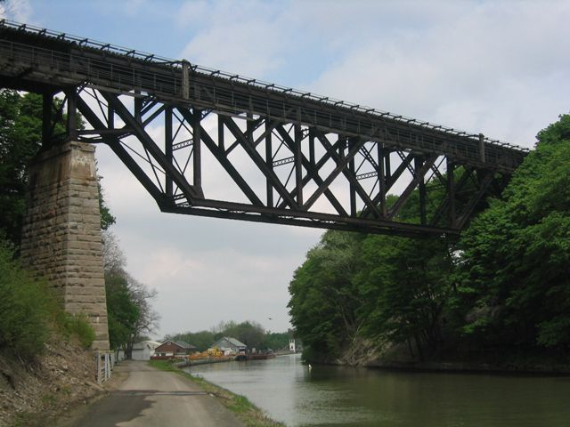 Lockport Railroad Bridge