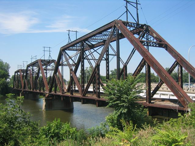 Monroe Norfolk Southern Railroad Bridge
