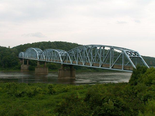 Parker Bridge - HistoricBridges org