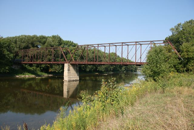 Smiths Crossing Bridge
