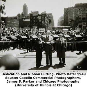 State Street Bridge Dedication and Ribbon Cutting