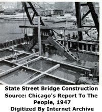 State Street Bridge Construction