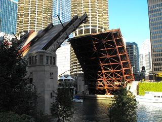 State Street Bridge Chicago Illinois
