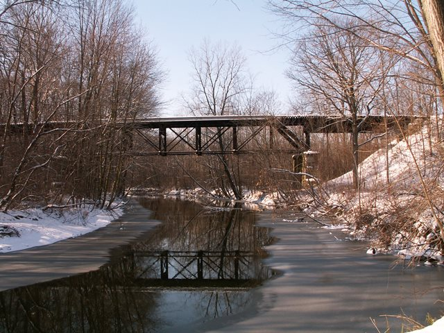 Southern Michigan Railroad Bridge
