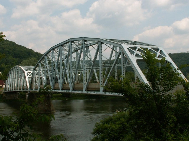Tidioute Bridge