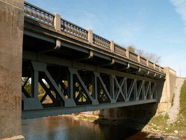 US-23 Ocqueoc River Bridge
