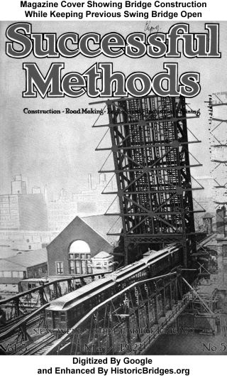 Wells Street Bridge Construction