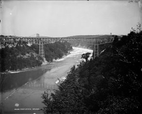 Whirlpool Rapids Railroad Bridge (Michigan Central Railway Bridge