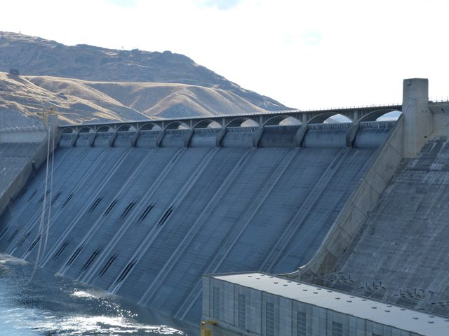 Grand Coulee Dam Bridge