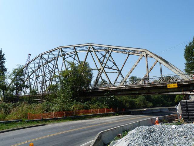 Meridian Street Bridge (SR-167 Puyallup River Bridge