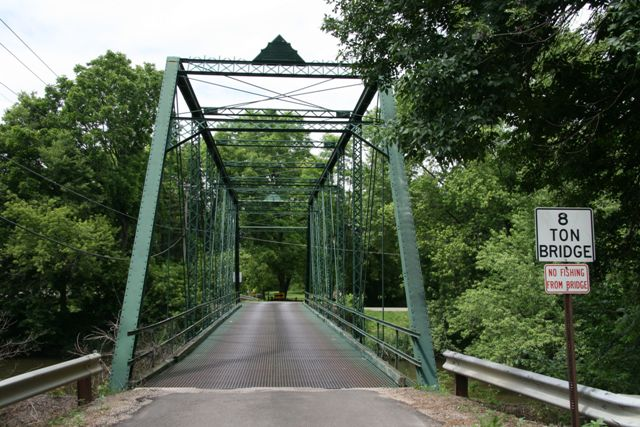Turtleville Iron Bridge