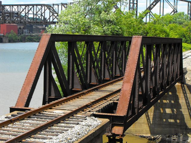 Cross Creek Railroad Bridge