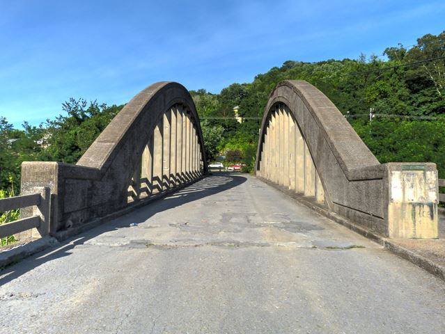 Hinton Main Street Bridge
