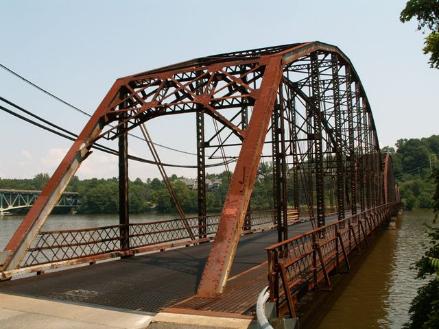 Ices Ferry Bridge