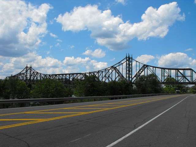 Mingo Junction Wabash Railroad Bridge