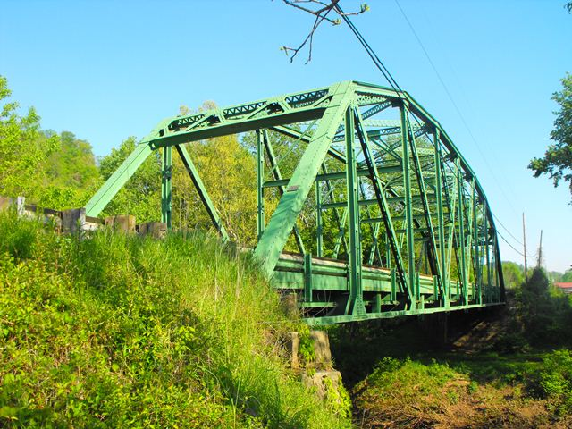 WV-47 North Fork Hughes River Bridge
