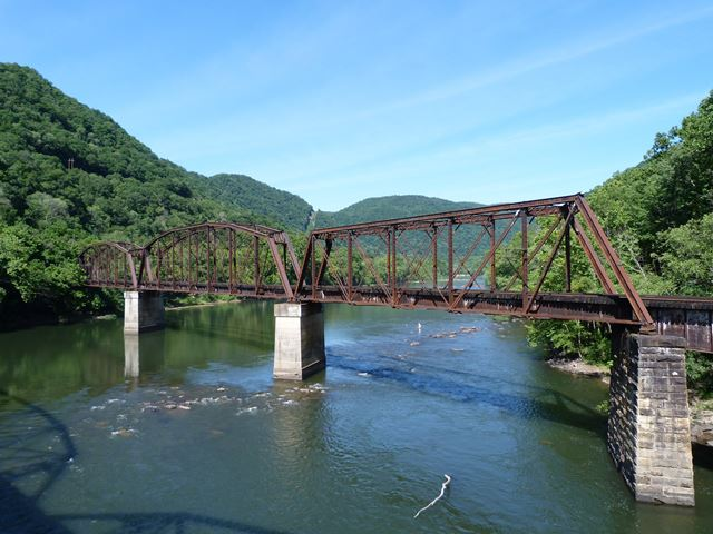 Prince Railroad Bridge